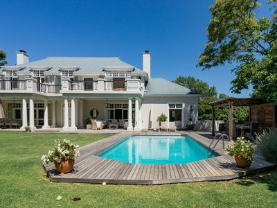 Photo for Gorgeous family home in Upper Constantia