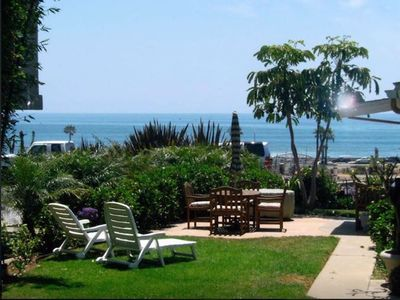 Photo for Discounted December Rates! Ocean view, Pet Friendly, Private Location!