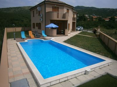 Photo for Holiday apartment with swimming pool, air conditioning, satellite TV, Internet