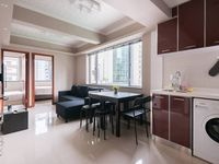 Great location close to MTR and other public transportation. Having 3 BR and 2 BA is great for
