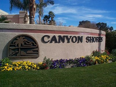 Photo for Comfortable Canyon Shores condo near Palm Springs w/ 5 pools and tennis courts!
