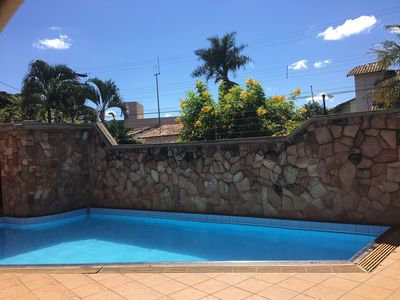 Photo for Complete house with heated pool, barbecue