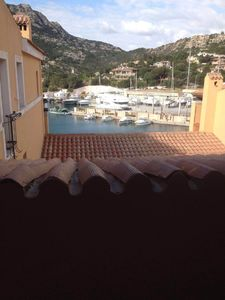Photo for Porto Cervo apartment on the harbor