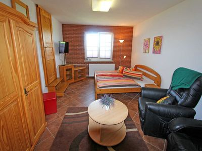 Photo for SEE 5450 Double Room - Apartments Qualzow SEE 5450