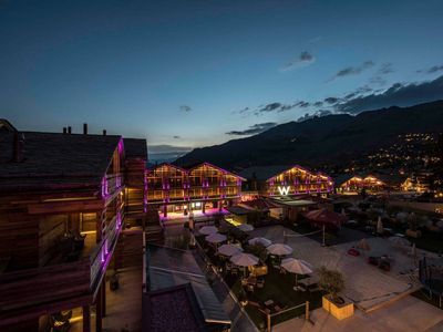 Photo for Penthouse Chalet in Verbier