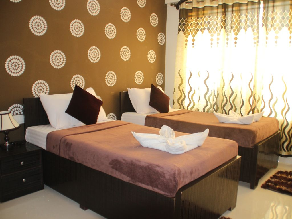 3 Bedroom Serviced Apartment in Goregaon