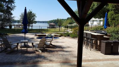 Photo for Ideal spacious four level Vacation home on Lake Norman with all the extras