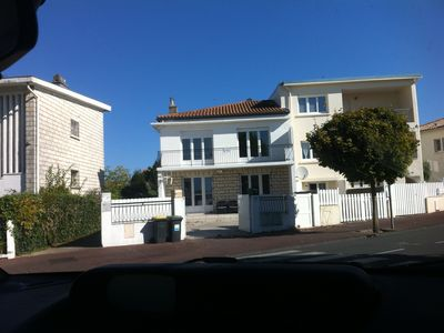 Photo for apartment T3 75m2 400 m from the sea and close to everything