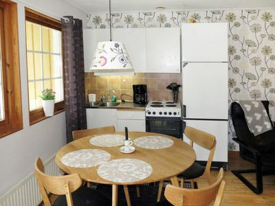 Photo for Vacation home Rödmossa Femton (SND042) in Virserum - 4 persons, 1 bedrooms