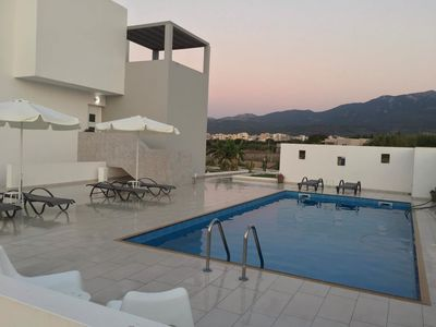 Photo for LUXURY XENOS VILLA3 WTH PRIVATE POOL.  NEW LISTING FOR 2018!!