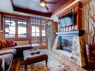 Photo for Come Stay at the Best Location in Breckenridge and Enjoy Convenience and Luxury