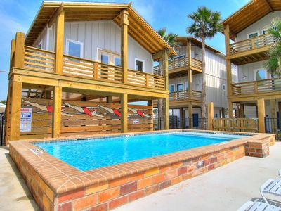 Photo for Flounder House: Free Golf Cart, Shared Pool, Fire Pit, Outdoor TV, Bay Views