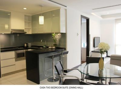 Photo for Homey & Chic Unit In KL (Casa)