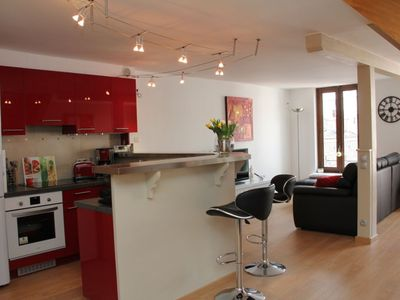 Photo for DUPLEX WITH PARKING IN THE HEART OF ANNECY