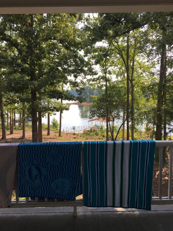 Delicieux View From Porch To The Lake