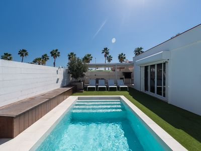 Photo for EXCLUSIVE VILLA WITH POOL IN MASPALOMAS.
