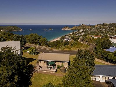 Photo for Stunning Seascape - Hahei Holiday Home