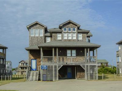 Photo for Azure Dreams: Oceanside, private pool and hot tub, 6 bedrooms and pet friendly.