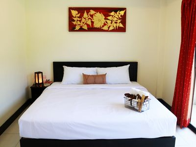 Photo for A Nirvana Inn close to patong beach Standard Room Double bed