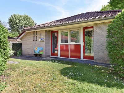 Photo for 4-person children's bungalow in the holiday park Landal Stroombroek - on the water/recreation lake