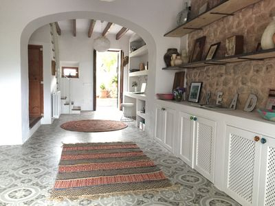 Photo for Charming Townhouse with pool located close to the centre of Soller.