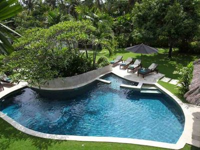 Photo for lidya villas 5BR · ❣️Luxury 5BR Pool Villa Seminyak Walk to Beach