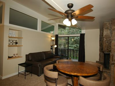 Photo for Charming, Classy, Ski-in Condo in Superior Location!