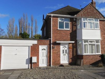 Photo for 3 bedroom property in All West Midlands. Pet friendly.