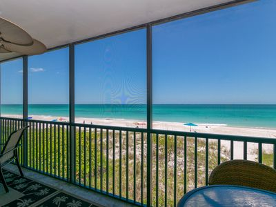 Photo for 03/28-04/04 $1596.00 Sunset Terrace 108 Beach Front