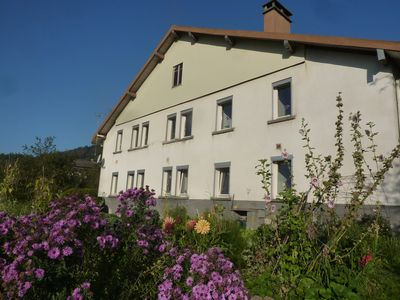 Photo for Come relax and enjoy the Vosges at Sylvie's - Gite du Bouxeux