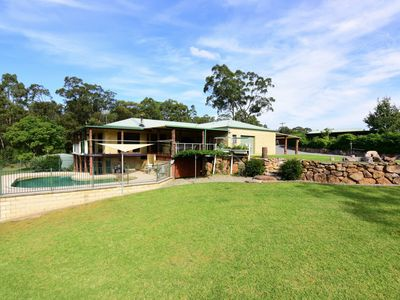 Photo for Spotted Gum Retreat - Private country home!