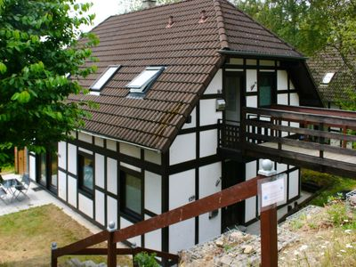 Photo for Vacation home Sauerland in Frankenau - 8 persons, 4 bedrooms