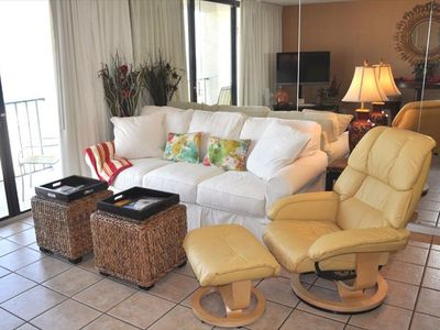 Photo for STUNNING OCEANFRONT CONDO-1BD/1BA-FREE WIFI-PERFECT FOR A RELAXING VACATION!!