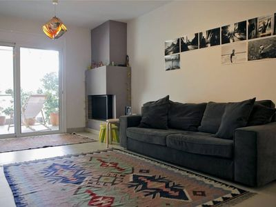 Photo for Cozy apartment with Acropolis view