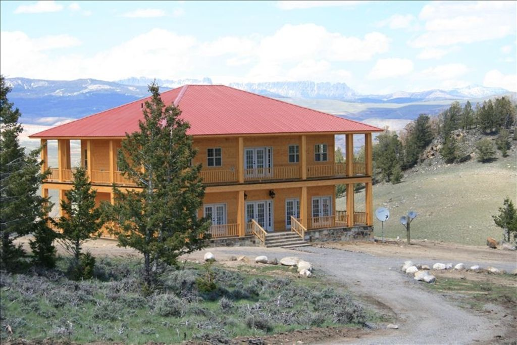 encampment wyoming southern cabin picture cabins rental riverside rent large prospector rentals and for