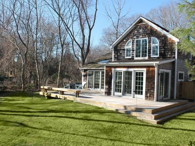 Photo for Perfect Summer Getaway in the historic hamlet of Springs, East Hampton