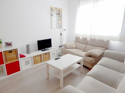 Photo for Palamós- Cozy ground floor within just a few metres from the beach