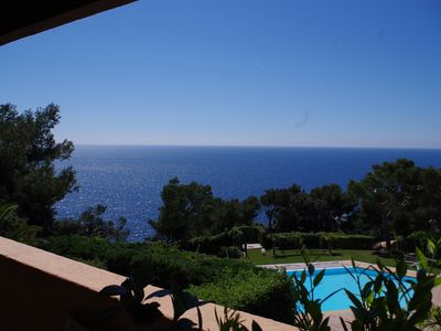 Photo for Club House near the sea and swimming pools with breathtaking views