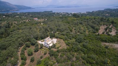 Photo for Villa Valentina - A Unique Location In Corfu