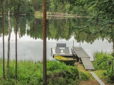 Photo for Vacation home Lokki in Padasjoki - 6 persons, 2 bedrooms