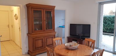 Photo for Cozy apartment for 4 people (standing residence)