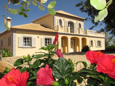 Photo for Luxury Villa, Quiet Hilltop Location, Beautiful Sea View, Large Pool, Free WiFi