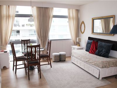 Photo for ELEGANT 1 BED APARTMENT WALKING DISTANCE FROM THE PORT AND THE BEACH