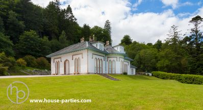 Photo for Views Over Loch Lomond, Cinema, Games Room, Large Hot Tub,  Wifi. Amex accepted