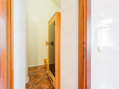 Photo for Sauna Jacuzzi Fireplace Secured Parking for 8