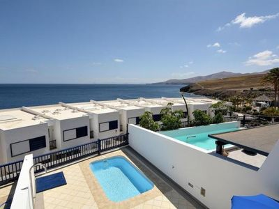 Photo for Terraced house, Puerto Calero  in Lanzarote - 4 persons, 3 bedrooms