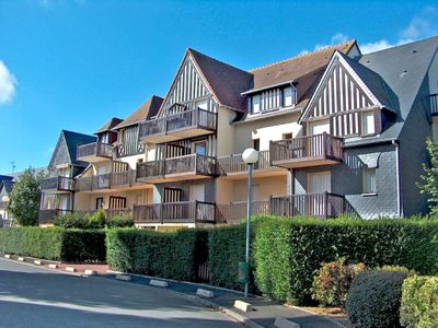 Photo for Apartment Fleur Marine in Cabourg - 4 persons, 2 bedrooms