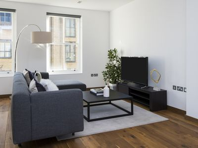 Photo for Sharp 2BR in King's Cross by Sonder