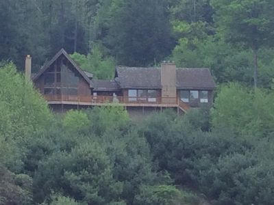 Photo for Scenic and Secluded at Black Bear Lodge