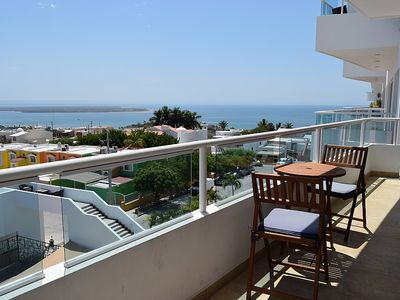 Photo for 4th floor view + pool + rooftop jacuzzi